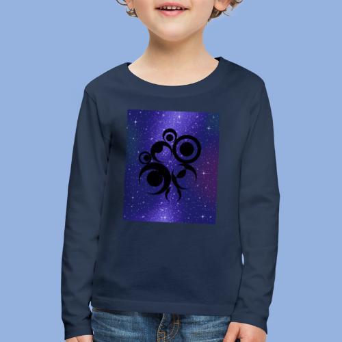 Should I stay or should I go Space 1 - T-shirt manches longues Premium Enfant
