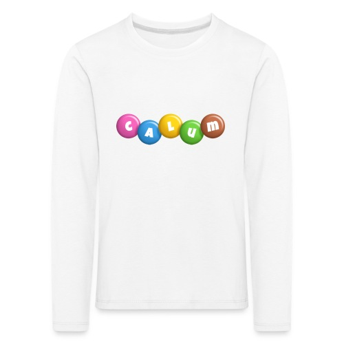 calum merch!!!!!!!!!!!!!!!!!!!!!!!!!!!!! - Kids' Premium Longsleeve Shirt