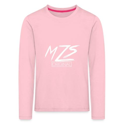 MrZombieSpecialist Merch - Kids' Premium Longsleeve Shirt