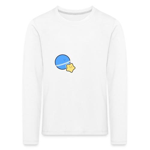 Little Comet - Lasten premium pitkähihainen t-paita