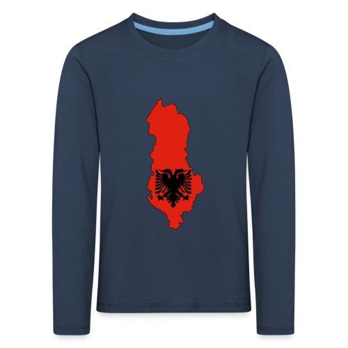 Albania - T-shirt manches longues Premium Enfant