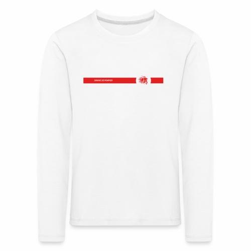 GRAINE DE POMPIER KIDS - T-shirt manches longues Premium Enfant
