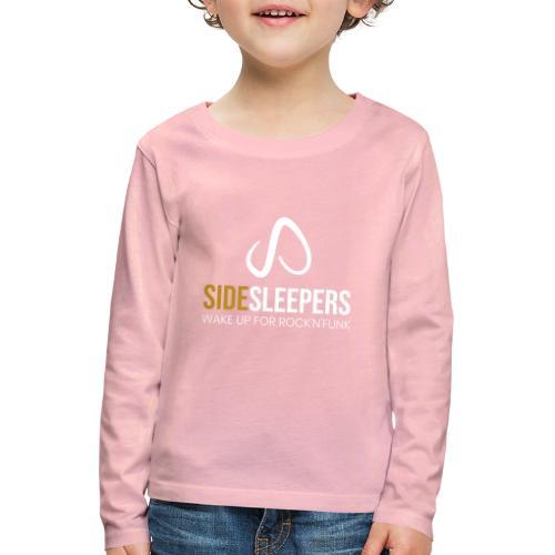 Sidesleepers - Kinder Premium Langarmshirt