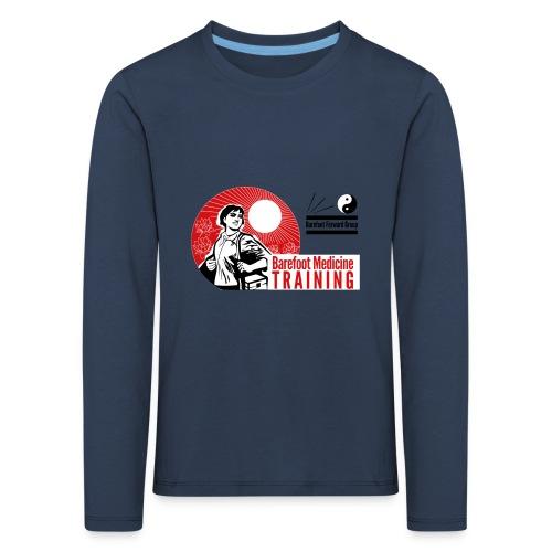 Barefoot Forward Group - Barefoot Medicine - Kids' Premium Longsleeve Shirt