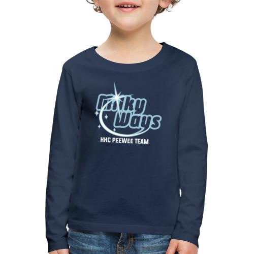 MilkyWays - Kinder Premium Langarmshirt
