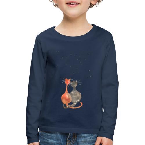 Wir staunen - Kinder Premium Langarmshirt