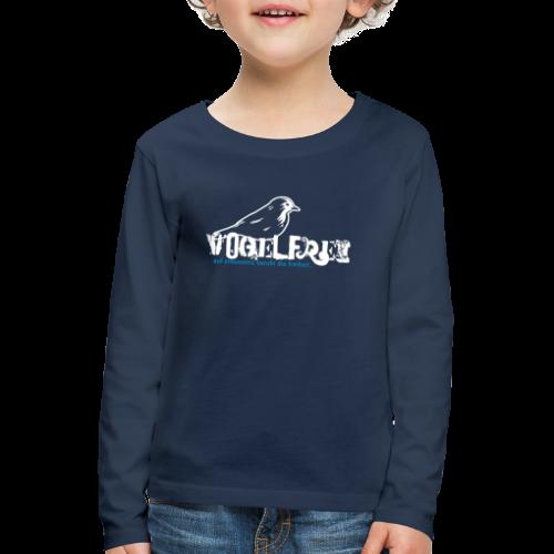 geweihbär Vogelfrei 2 - Kinder Premium Langarmshirt