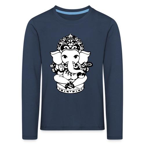 Wee Ganesh - Kids' Premium Longsleeve Shirt