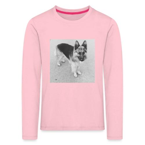 Ready, set, go - Kinderen Premium shirt met lange mouwen