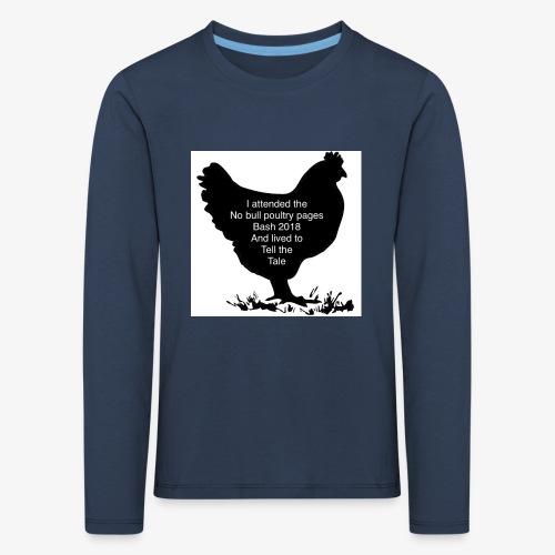 2DE2ADD8 8397 41E2 B462 85931C4D203C - Kids' Premium Longsleeve Shirt