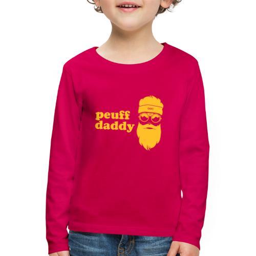 Peuff daddy - T-shirt manches longues Premium Enfant