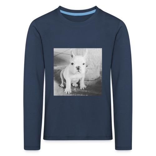 Billy Puppy - Kinderen Premium shirt met lange mouwen