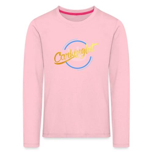 Carkinglot Transparant - Kinderen Premium shirt met lange mouwen
