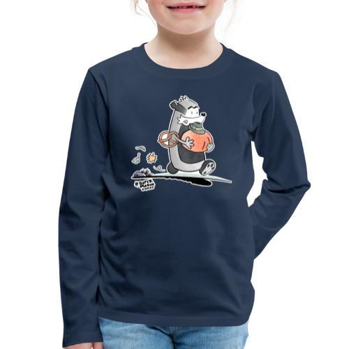 Oktoberfest - Premium langermet T-skjorte for barn