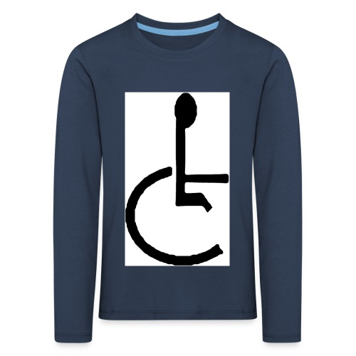 Don't have to get Drunk to Get Legless - Kids' Premium Longsleeve Shirt