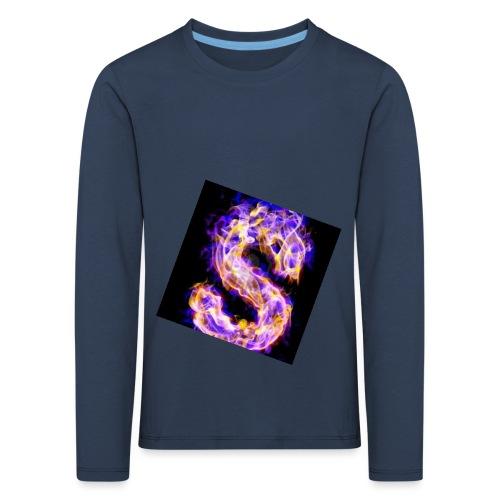 logo - Kids' Premium Longsleeve Shirt