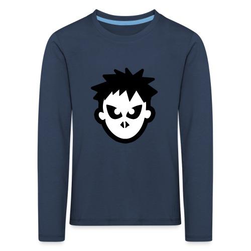 Sorskoot Head - Kids' Premium Longsleeve Shirt