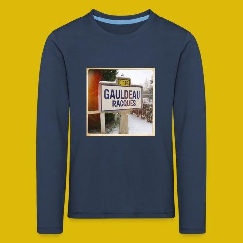 Gogoldorak - T-shirt manches longues Premium Enfant