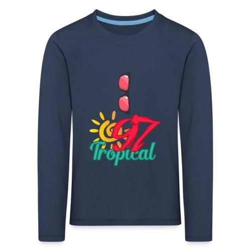 A01 4 - T-shirt manches longues Premium Enfant