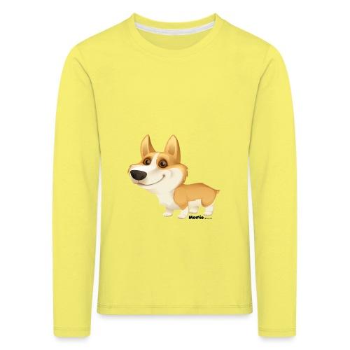 Corgi - Kinderen Premium shirt met lange mouwen