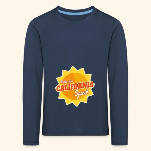 California Spirit Radioshow - T-shirt manches longues Premium Enfant
