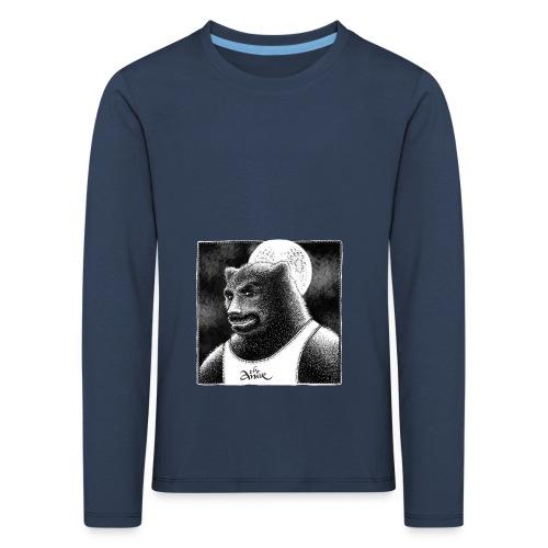 arctanthropos - Maglietta Premium a manica lunga per bambini