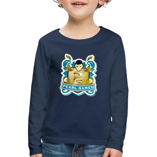 PEARL GAMES - T-shirt manches longues Premium Enfant