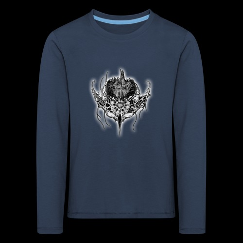 LOGO 2 png - Kids' Premium Longsleeve Shirt