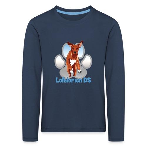 Lothlorien - Kids' Premium Longsleeve Shirt
