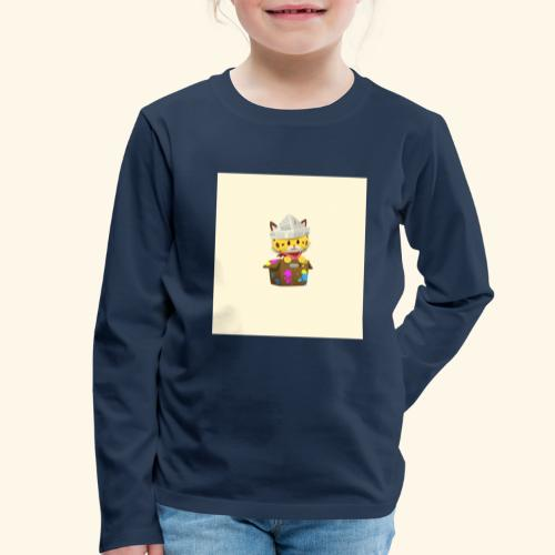 HCP custo 6 - Kids' Premium Longsleeve Shirt