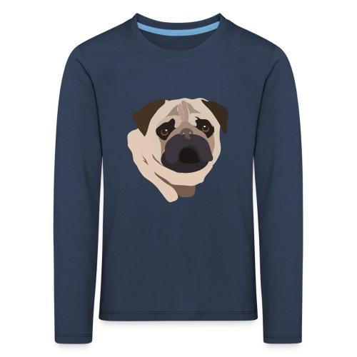 Pug Life - Kids' Premium Longsleeve Shirt