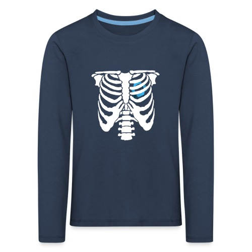 JR Heart - Kids' Premium Longsleeve Shirt
