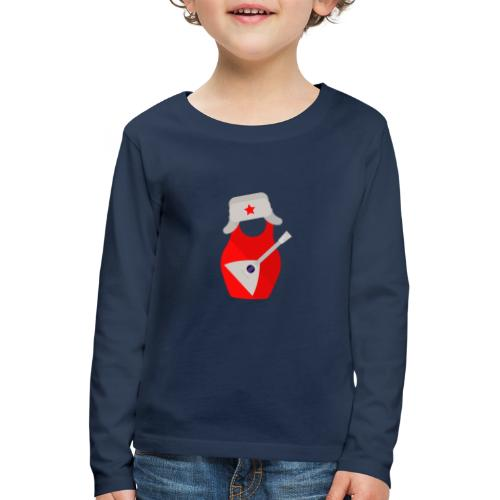 Matryoshka-Edition - Kids' Premium Longsleeve Shirt