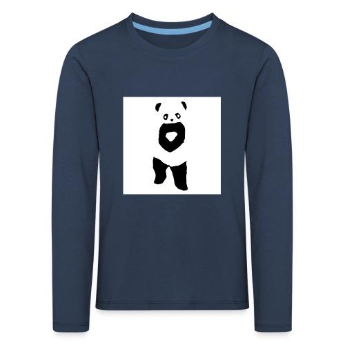fffwfeewfefr jpg - Børne premium T-shirt med lange ærmer