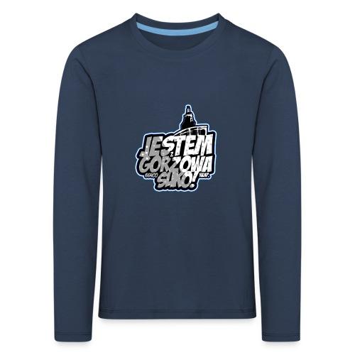 Jestem-Z-Gorzowa-Suko! - Koszulka dziecięca Premium z długim rękawem
