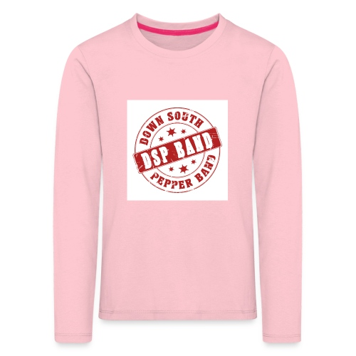 DSP band logo - Kids' Premium Longsleeve Shirt