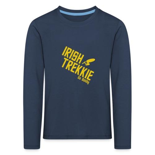 Go Boldy 2 - Kids' Premium Longsleeve Shirt