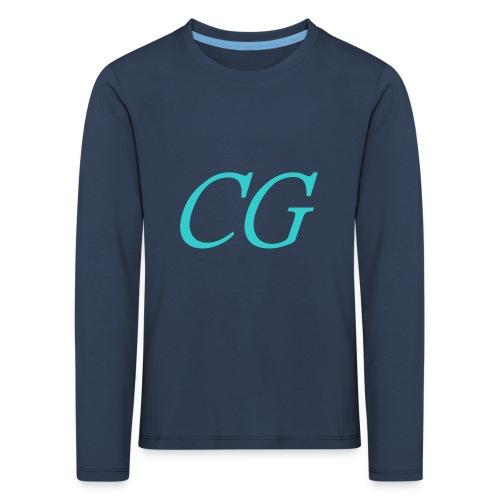 CG - T-shirt manches longues Premium Enfant