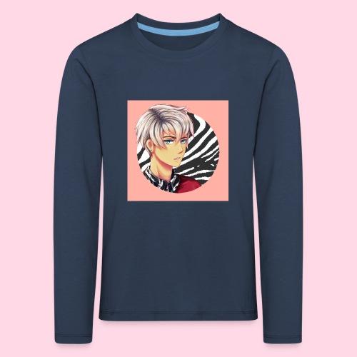 Tomas Zebra - T-shirt manches longues Premium Enfant