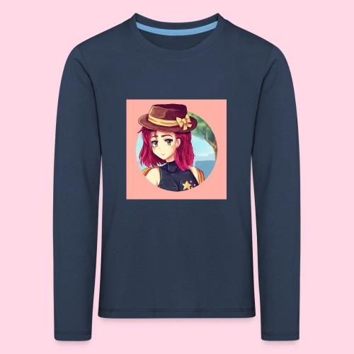 Juliette Badge - T-shirt manches longues Premium Enfant