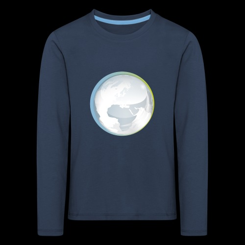 PTS logo new15 beeldmerkS png - Kids' Premium Longsleeve Shirt