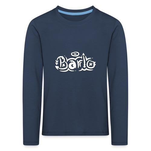 Signature officiel - Kids' Premium Longsleeve Shirt