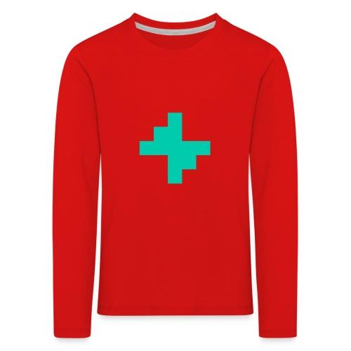 Bluspark Bolt - Kids' Premium Longsleeve Shirt