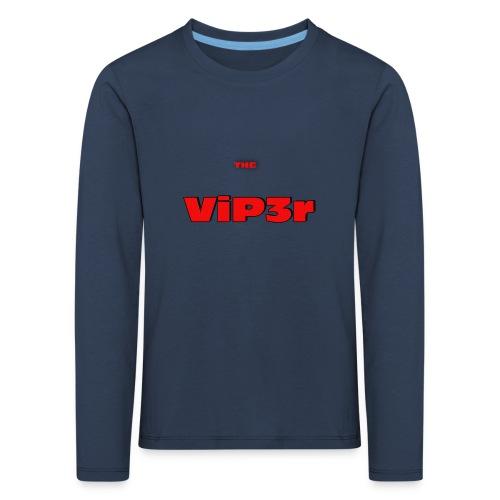 Maglietta - Maglietta Premium a manica lunga per bambini