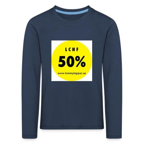 knapp 50 3 - Långärmad premium-T-shirt barn