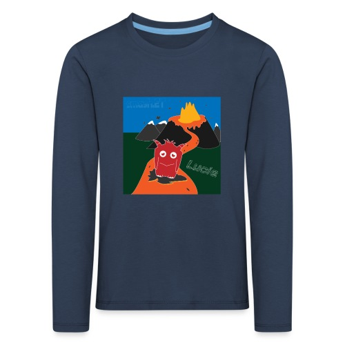 Inferno Lucie - Kids' Premium Longsleeve Shirt