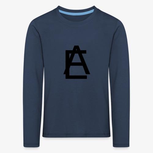 Leaf One - Koszulka dziecięca Premium z długim rękawem