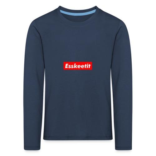 EWC ESKETIT MERCH - Kids' Premium Longsleeve Shirt