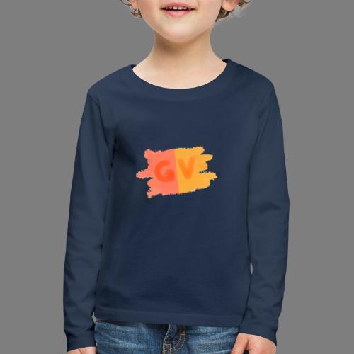 GekkeVincent - Kinderen Premium shirt met lange mouwen