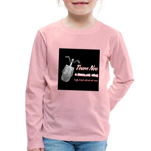 Neo Scooter Club - T-shirt manches longues Premium Enfant